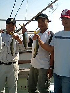9月30日午前便の釣果