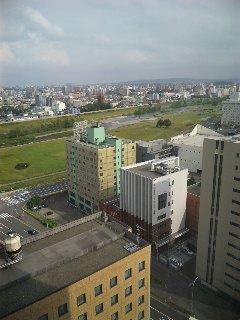 アートホテル 札幌に泊まります。