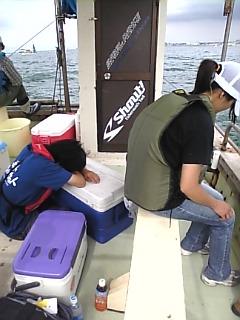 エイト2鯛カブラ講習会